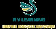 R V Learning Foundation logo